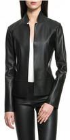 LAMARQUE - Melika Bonded Blazer In Black