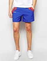 Adidas Originals Tricolour Retro Shorts Aj7336