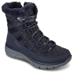 Skechers Women's Relaxed Fit Easy Going - Moro Rock Boots from Finish Line