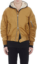 Fear Of God Men's Ruched-Sleeve Bomber Jacket