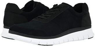 Vionic Tanner Nubuck (Black) Men's Shoes
