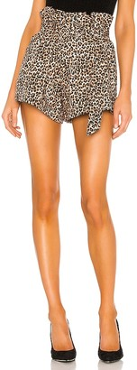 Marissa Webb Dixon Lightweight Canvas Print Short