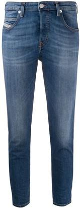 Diesel Low-Waist Skinny Jeans