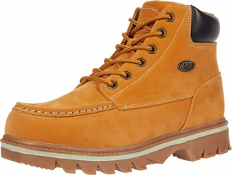 Lugz Men's Warsaw Classic Moc Toe Chukka Fashion Boot