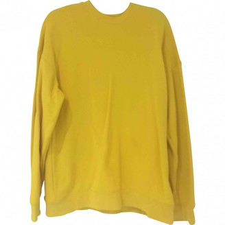 Marques Almeida Yellow Cotton Knitwear for Women