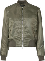 Rag & Bone Morton bomber jacket - women - Cotton/Nylon/Polyester - S