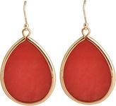 Barse FINE JEWELRY Art Smith by Orange Quartz Teardrop Earrings