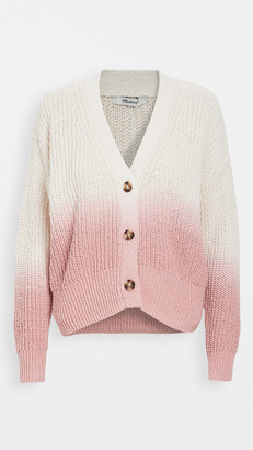 Madewell Dip Dye Button Canyonlands Cardigan