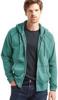 Gap Sun wash zip hoodie