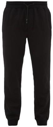 Iffley Road Onslow Mid-rise Track Pants - Mens - Black