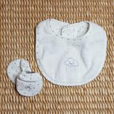 Chateau de Sable Unisex French Designer Two Piece Baby Shower Gift
