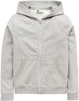 Very Schoolwear Unisex P.E. School Basic Hoody - Grey