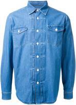 YMC 'Allman Brothers' denim shirt - men - Cotton - M