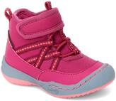 Jambu Girls' Casual boots PINK - Pink Clover Bootie - Girls