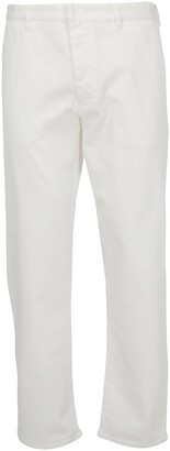 Prada Slim Fit Chino Pants