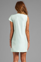 Cynthia Rowley Frosted Silk Dupioni Dress