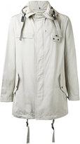 Lanvin parka jacket - men - Rayon - 46