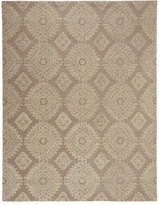 "Dash & Albert Lace Refuge Runner, 2'5"" x 8'"