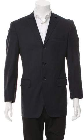 Dolce & Gabbana Wool Three-Button Blazer