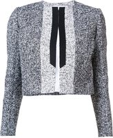 Carolina Herrera cropped jacket