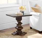 Pottery Barn Banks Side Table