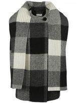 Balenciaga Swear Tricolor Coat