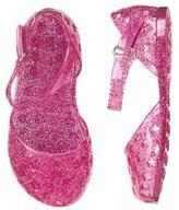 Gymboree Glitter Jelly Flats