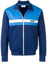 Ami Alexandre Mattiussi Paris Patch Zipped Sweatshirt