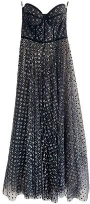 RALPH & RUSSO Black Silk Dresses