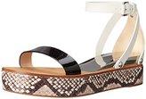 Casadei Women's 1LB10D050 Flatform Sandal
