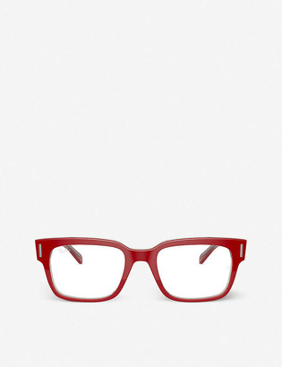 Ray-Ban Rx5388 Red Blk 53/20/150