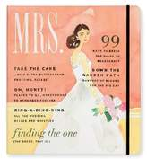 Kate Spade Mrs. Magazine Bridal Planner