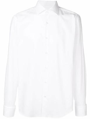 HUGO BOSS Pointed Collar Shirt