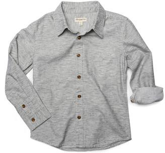 Appaman Boy's Bates Button-Down Shirt, Size 2-14