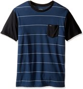 RVCA Men's Change up Shirt, Multi, L