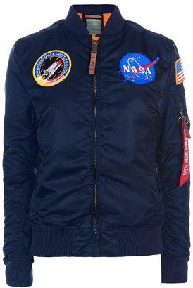 Alpha Industries NASA MA1 Bomber Jacket