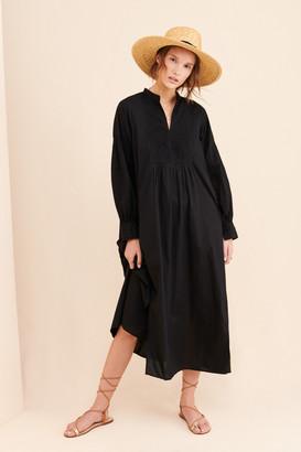 Ne Quittez Pas Antique Shopping Midi Dress