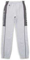 Lacoste Little Boy's & Boy's Stripe Jogger Pants