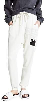 Freecity Women's Superfluff Pocket Lux Sweatpant
