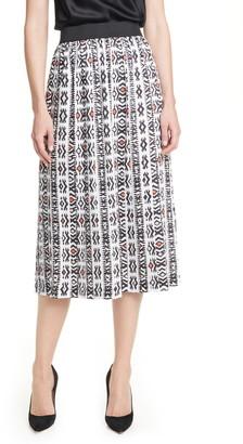 Helene Berman Pleated Skirt