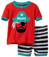 Petit Lem Pirate Pajama - 2-Piece Set (Baby Boys)