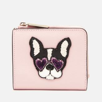 Kate Spade Women's Sylvia Francois Small Wallet - Tutu Pink