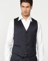 Le Château Stripe Wool Blend Vest