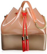 Kartell Grace K Handbag - Dove/Peach