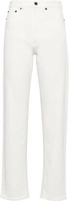 Miu Miu straight-fit Francois jeans