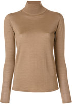 Pringle lightweight roll neck jumper