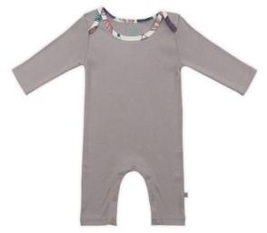 PureHeart Organics Baby Girls Hot Air Balloon Long Sleeve Bodysuit
