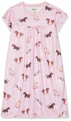 Hatley Girl's Short Sleeve Nighties Pyjama Sets