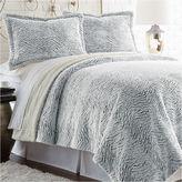 Serta Faux-Fur Sherpa 3-pc. Reversible Comforter Set