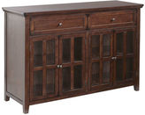 Pier 1 Imports Ronan Tobacco Brown Large Buffet
